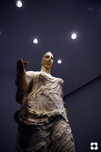 la venere V secolo a.C. - Aidone (1552 clic)