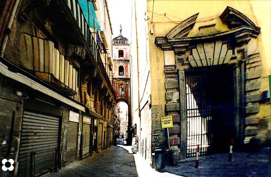 San Gregorio Armeno - Napoli (2202 clic)