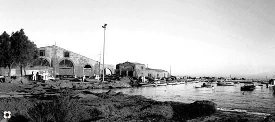 Marzamemi, il molo (3488 clic)