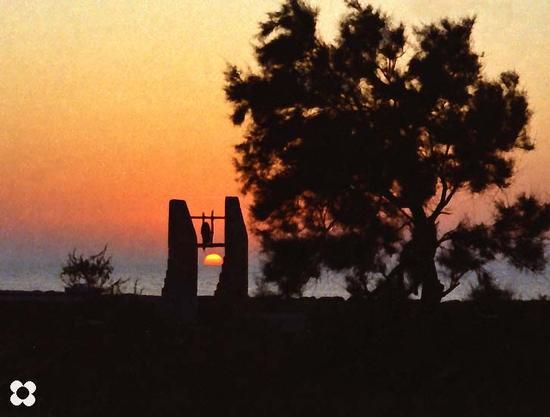 mal d'Africa, ricordando i pozzi e i tramonti di Tripoli  - Modica (2726 clic)