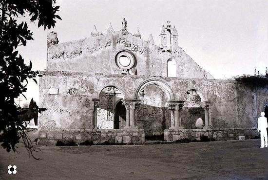 San Giovanni fuori le mura,1966 - Siracusa (5433 clic)