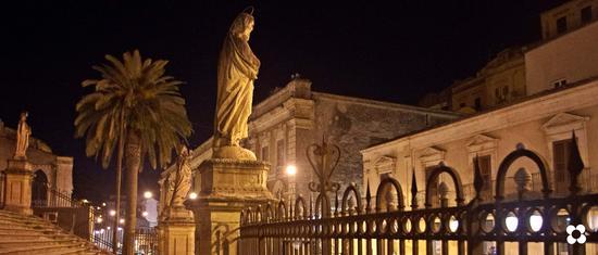 San Pietro, luci sul Corso - MODICA - inserita il 28-Feb-13