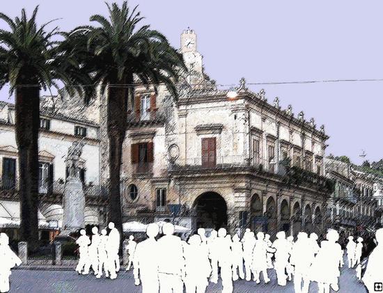Per le vie di Modica n. 5  di Enzo Belluardo (2541 clic)