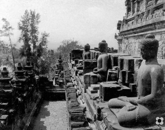 Giava, Jogyakarta, Borabudur (917 clic)