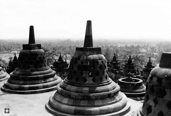Jogyakarta, Borabudur (665 clic)