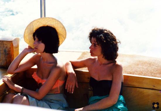 In barca verso Capri (2145 clic)