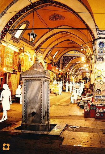 Istambul, Gran Bazar (619 clic)