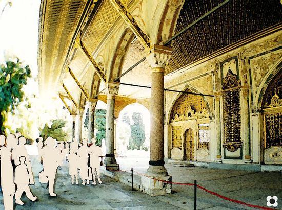 Istambul,Topkapi (725 clic)