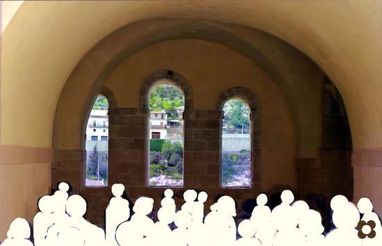 trifora nel Castello dei Conti - Modica (932 clic)