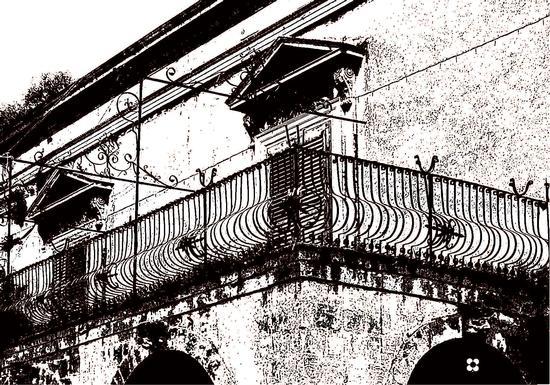 Palazzo Napolino, balcone - Modica (1879 clic)