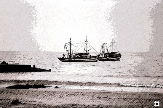 pescherecci a Donnalucata (1944 clic)