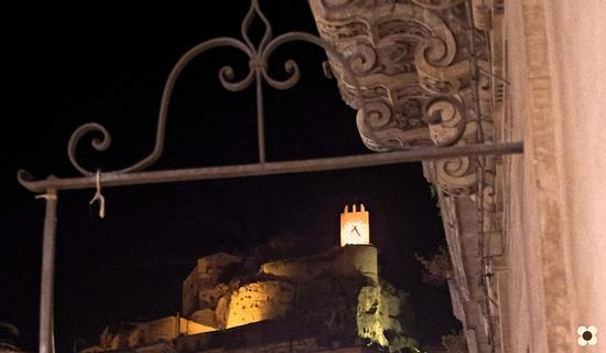 Viasta dal balcone di Palazzo San Domenico - Modica (1153 clic)