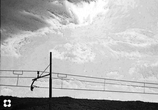 elettricità - Sampieri (1954 clic)