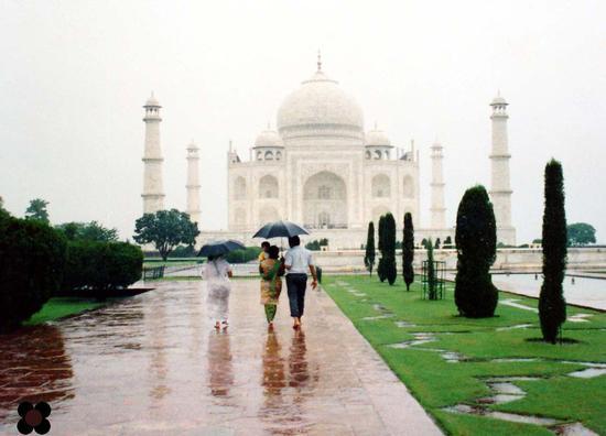 Agra,Taj-mahal (645 clic)