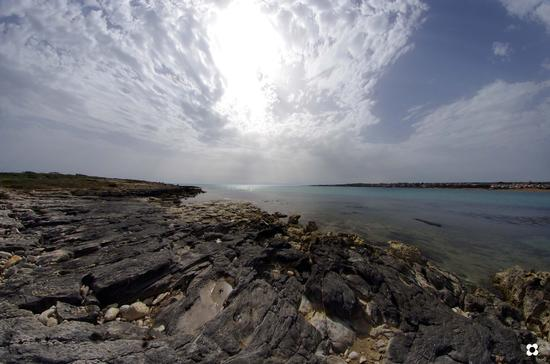 paesaggio marino - Marina di modica (2063 clic)