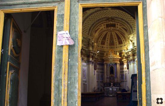 San Giovanni, Particolare - Scicli (1598 clic)