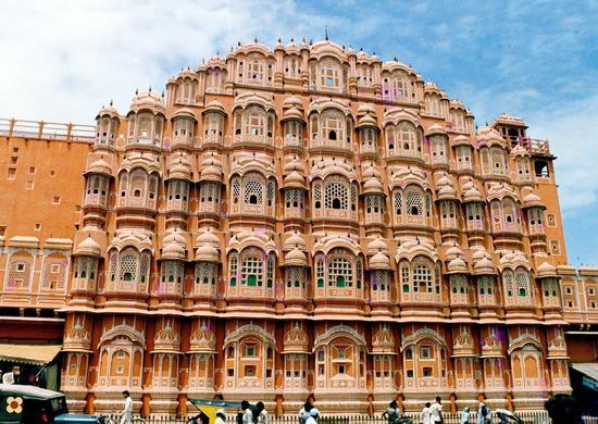 Jaipur (640 clic)