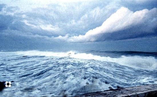 cielo e mare d'autunno - Portopalo di capo passero (4690 clic)