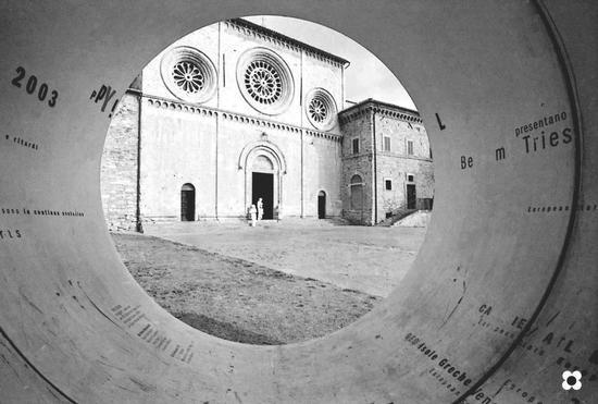 San Pietro, 2003 - Assisi (2231 clic)