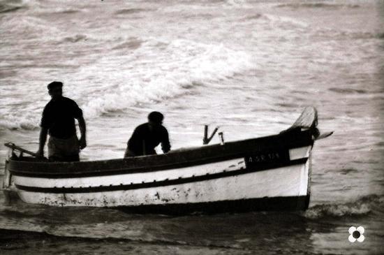 6- verso la battigia - Donnalucata (1946 clic)