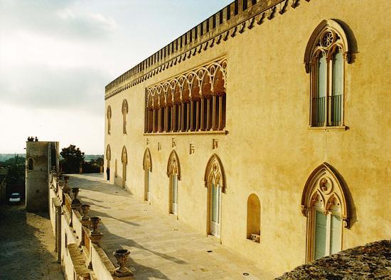 Il Castello di Donnafugata (4781 clic)