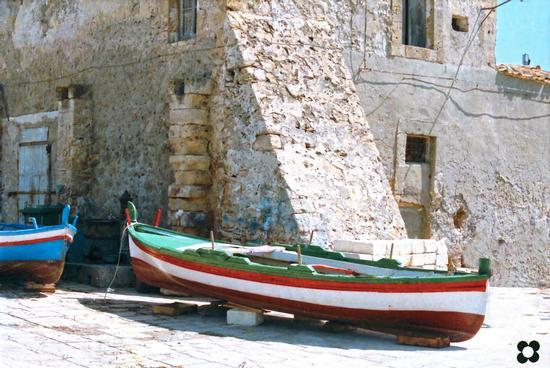 barche - Marzamemi (1042 clic)