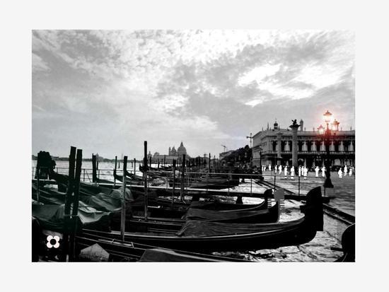 gondole - Venezia (966 clic)