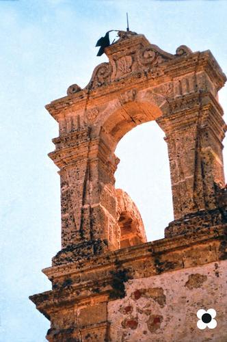 chiesa della tonnara, campanile - Marzamemi (1289 clic)
