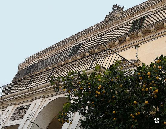 Palazzo De Leva - Modica (2895 clic)