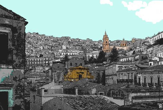 Per le vie di Modica foto n. 55 di Enzo Belluardo (3830 clic)