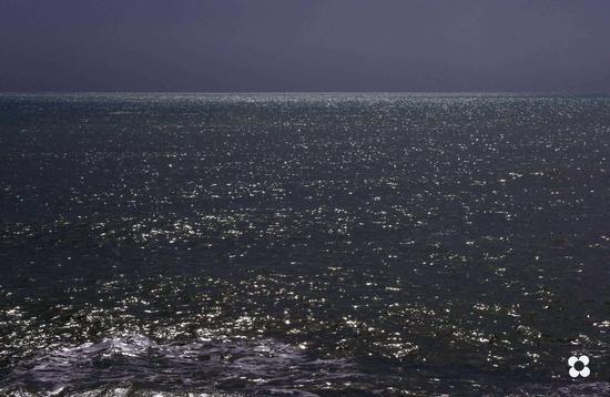 rifrazione sul mare - Sampieri (1443 clic)