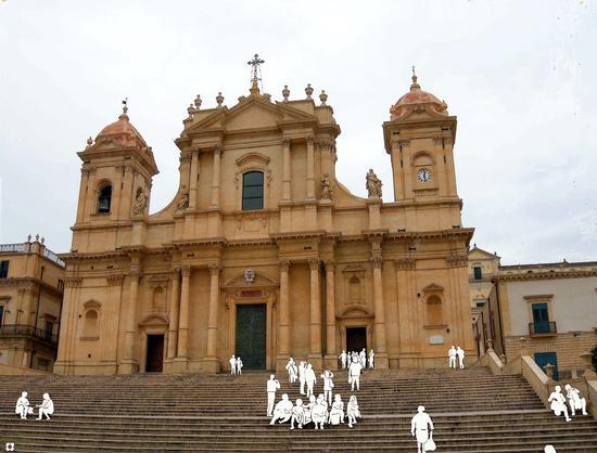 la Cattedrale - Noto (2135 clic)