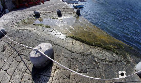 Porto Balata, particolare - Marzamemi (2121 clic)