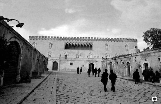il castello - Donnafugata (1326 clic)