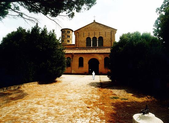 Basilica di Sant'Apollinare in Classe - Ravenna (2271 clic)