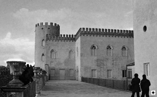 sulle terrazze - Donnafugata (1055 clic)