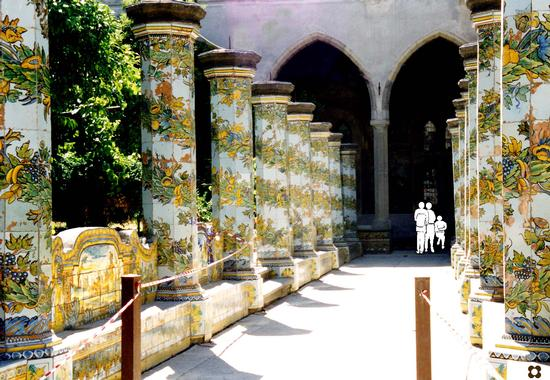 Munasterio e Santa Chiara - Napoli (4929 clic)
