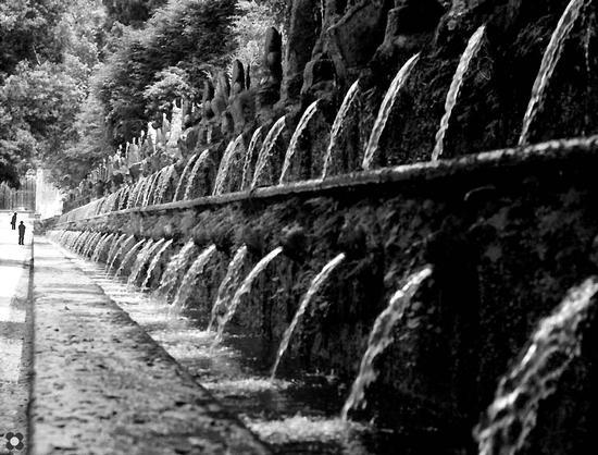 le cento fontane - Tivoli (3541 clic)