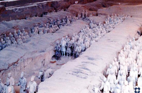 Xi-an, statue di terracotta (601 clic)
