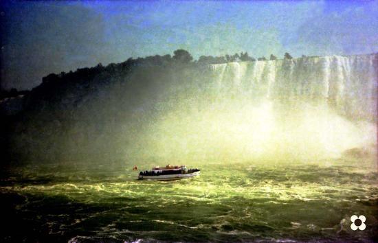 Niagara lato americano 1976  (629 clic)
