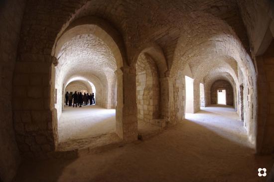 Convento del Carmine, sorto presumibilmente nella seconda metà del duecento momentaneamente fruibile in occasione della Giornata FAI  - Modica (2714 clic)