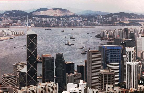 la Baia di Hong-kong (672 clic)