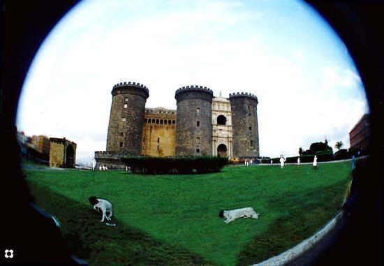 Maschio Angioino - Napoli (4217 clic)