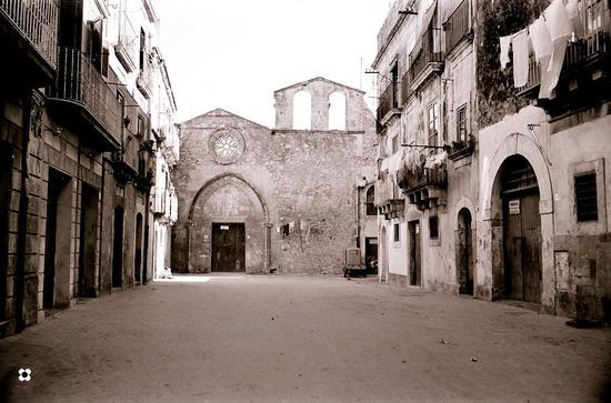 San Giovanni Battista, nel cuore della Giudecca - Siracusa (1883 clic)