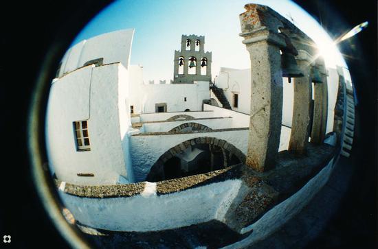 Patmos, Monastero Bizantino 1088 (770 clic)