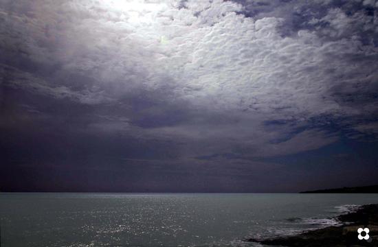 squarcio di luce - Sampieri (2408 clic)