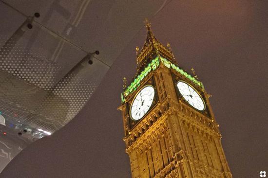 Londra fra nuovo e antico (524 clic)