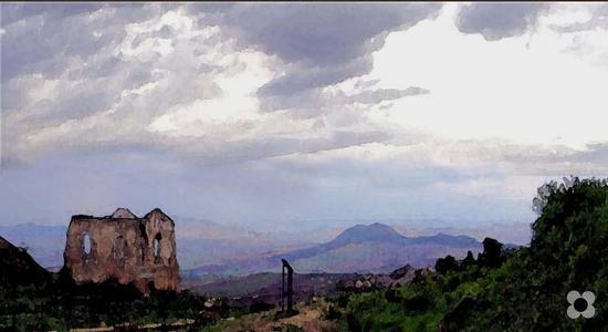panorama - Morgantina (1555 clic)