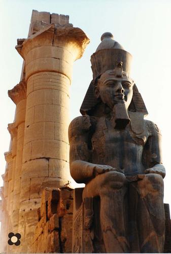 Medio Egitto, Tebe (761 clic)