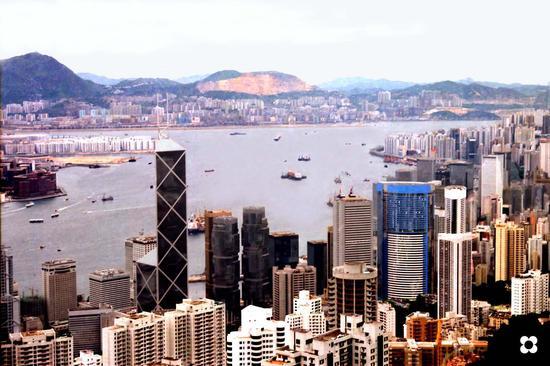 la Baia di Hong Kong (683 clic)